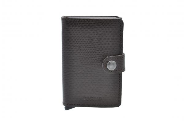 Secrid Miniwallet Rango Brown Brown